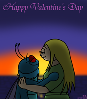 Happy Valentine's Day 2013 by BluebottleFlyer