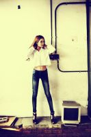 jeans fashion by leehaneul