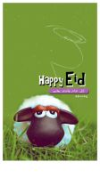 Happy Eid 2 by saro-sah