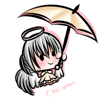 angel chibi by chocomax