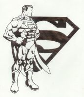 Superman by Perry666