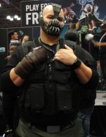 Bane - NYCC 2012 by SpideyVille