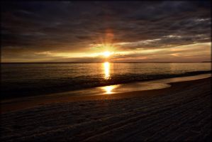 Mexico Beach 10-20-13 by TThealer56