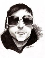 Frank Iero by strawberrysACIDRAIN