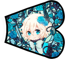 Stained Glass Collab by Rineri