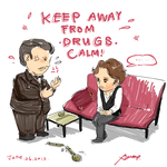 Keep away from Drugs by amoykid