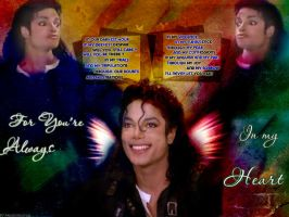 Michael Jackson Wallpaper by AnnieIsNotOk