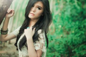 steffy ong by wahyuwara