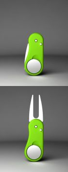Divot tool by russian-valentine