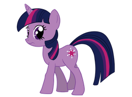 TwilightSparkle by ColgateFIM