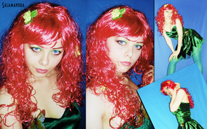 Poison Ivy cosplay by Salamandra88