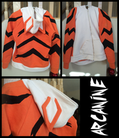 Arcanine Jacket by FlyWheel68