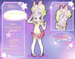 F-H App:: Pastel Popstar by CaramelCreampuff