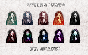 +INSTA STYLES. by iBrightColors