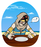 HPM - Seafood Competition: ''Was that it?'' by llimus