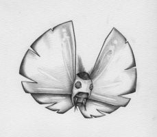 Dustox, the poison moth by sassister
