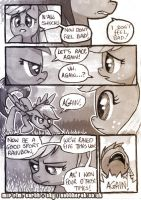 MLP FiM: Earth + Sky page 3 by nattherat