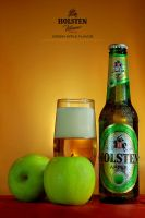 Holsten green apple by OmarAziz