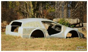 A Fiberglass Car Body by TheMan268