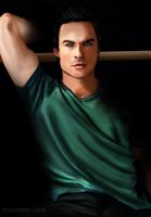Ian Somerhalder by SilviasDesires