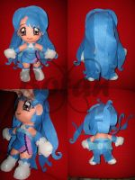Noel idol plush version by Momoiro-Botan