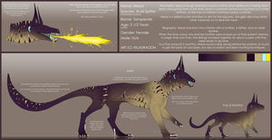 DTA ENTRY / REFERENCE: Mesai by XelaDragon
