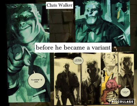 Chris Walker Before He Was a Variant by Cindy-S1897
