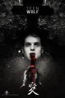 Teen Wolf season 3 - Posters trilogy - #2 Isaac by creativecyclops