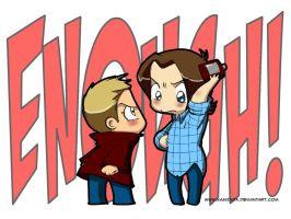 Enough by KamiDiox