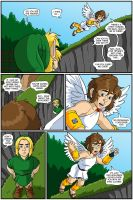 Wings Over Hyrule 31 by Jaymzeecat