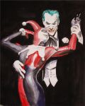 Joker and cia by jorgecopo