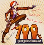 100k views - YOU ARE AWESOME by AzizlaSwiftwind