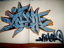 Viper Graffiti 15 by Viper818