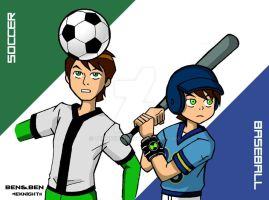 Play Sport Ben and Ben by 4eknight11