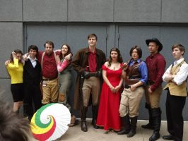 Firefly Photoshoot - Group by DooMGuy117