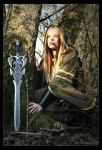 Brave Of Dark Ages V by LadyDeathDemon