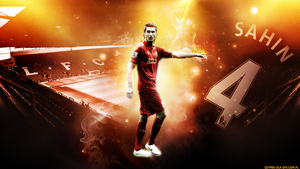 Nuri Sahin Liverpool FC wallpaper by szymeks