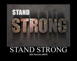 Stand Strong by Balddog4