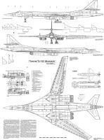 Tu-160 by The-Human-Spider