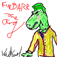 Finbarr the Arg by Vaikard