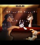 At the Saloon by blowber