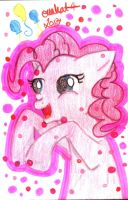 Pinkie Pie by orcakat4