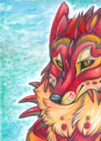 ACEO FEB15 by Woodenbullet