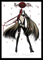 :Bayonetta You're a Mystery: by BossyGirl