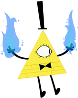 I'll be watching you. by WDisneyRP-BillCipher