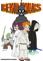 Bend Wars by SubSuid