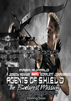 Agents of SHEILD Hawkeye by GreedLin