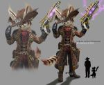 Steampunk Character-01 by Lee99
