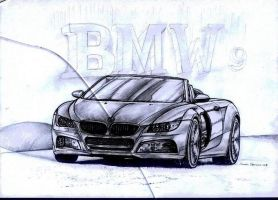 Another bmw design idea. by artsoni