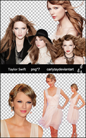 Taylor Swift png pack 04 by Carlytay